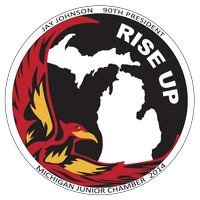 Rise Up - The theme of 90th MIJC President Jay Johnson